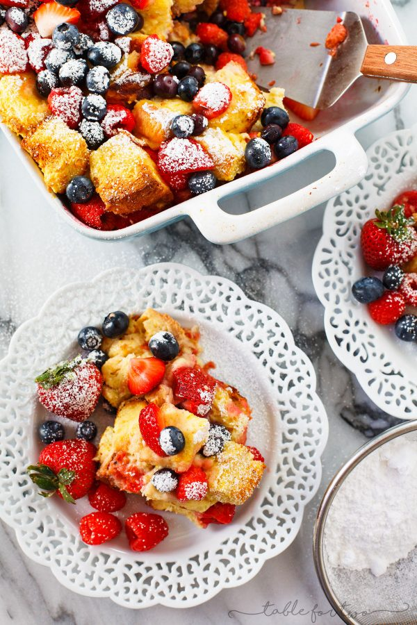 Deep-Dish Brioche French Toast Recipes — Dishmaps