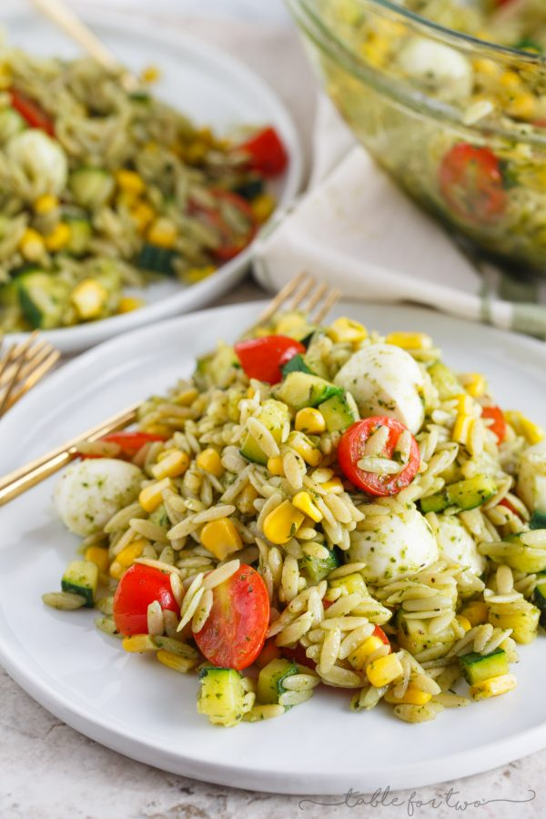 great way to use up the summer's finest ingredients (zucchini, corn ...