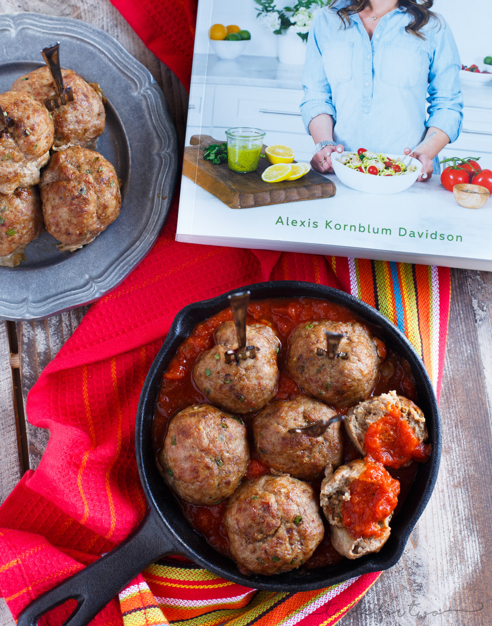 Mexican meatballs are a fun and inexpensive appetizer to throw together in a pinch! Super flavorful and fun little bites that can be served with salsa or guacamole!