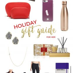 2016 Holiday Gift Guide For Her from Table for Two