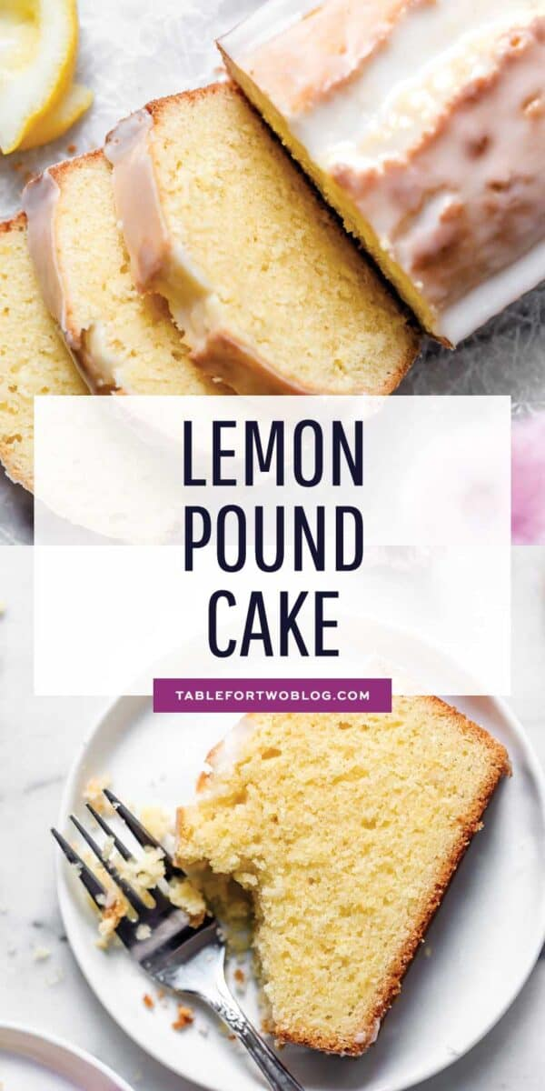 The lemon pound cake itself has a subtle lemon flavor but you really don't get the citrus punch until the glaze hits your tongue. It's tart and sweet at the same time and rounds out the cake part perfectly! #lemon #lemonrecipes #lemonpoundcake #poundcake #cakerecipe