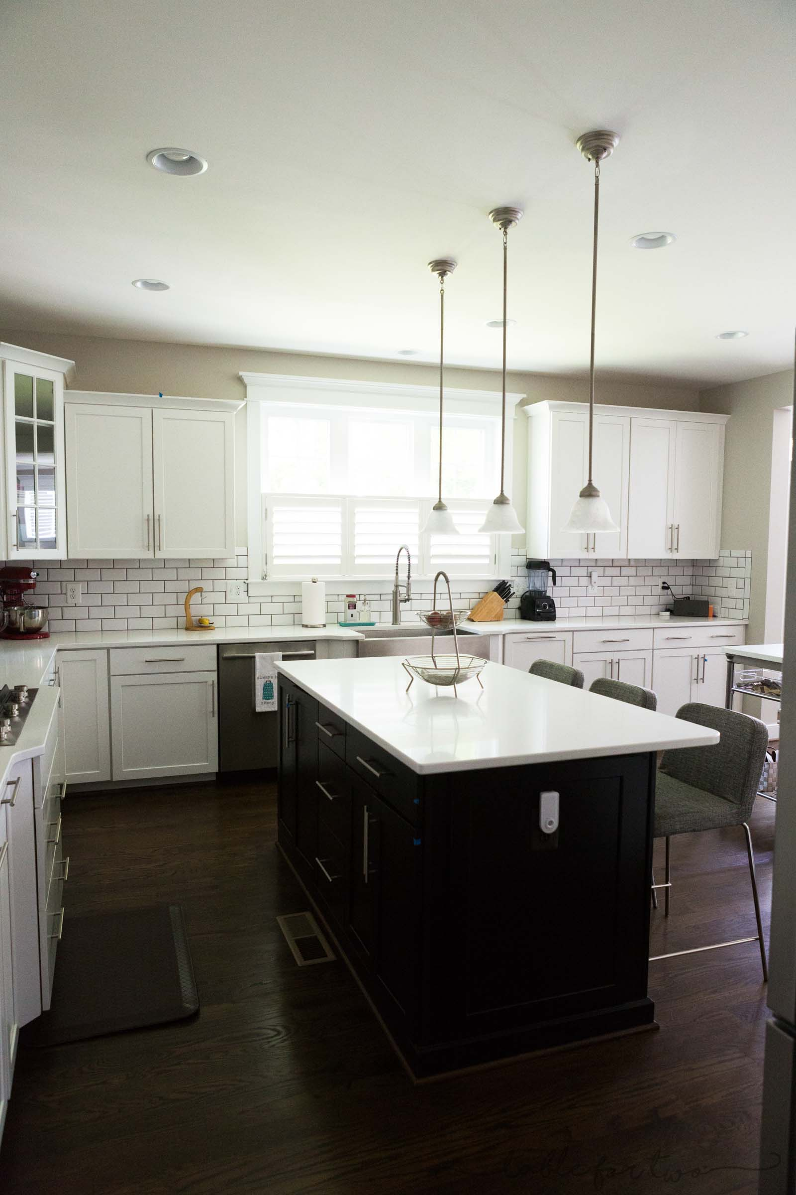 Kitchen Tour! - Dream Kitchen Inspiration and Ideas - White Kitchen