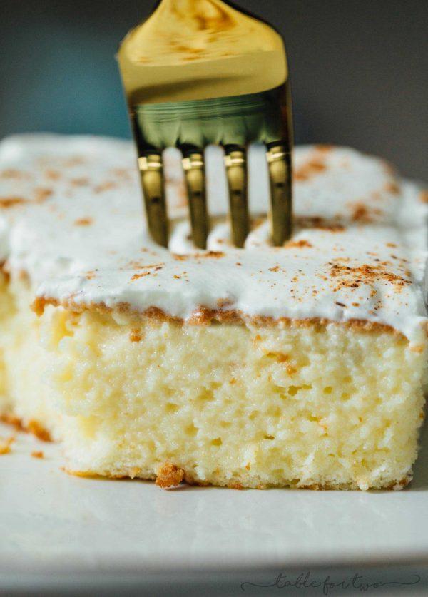Tres Leches Cake San Diego
