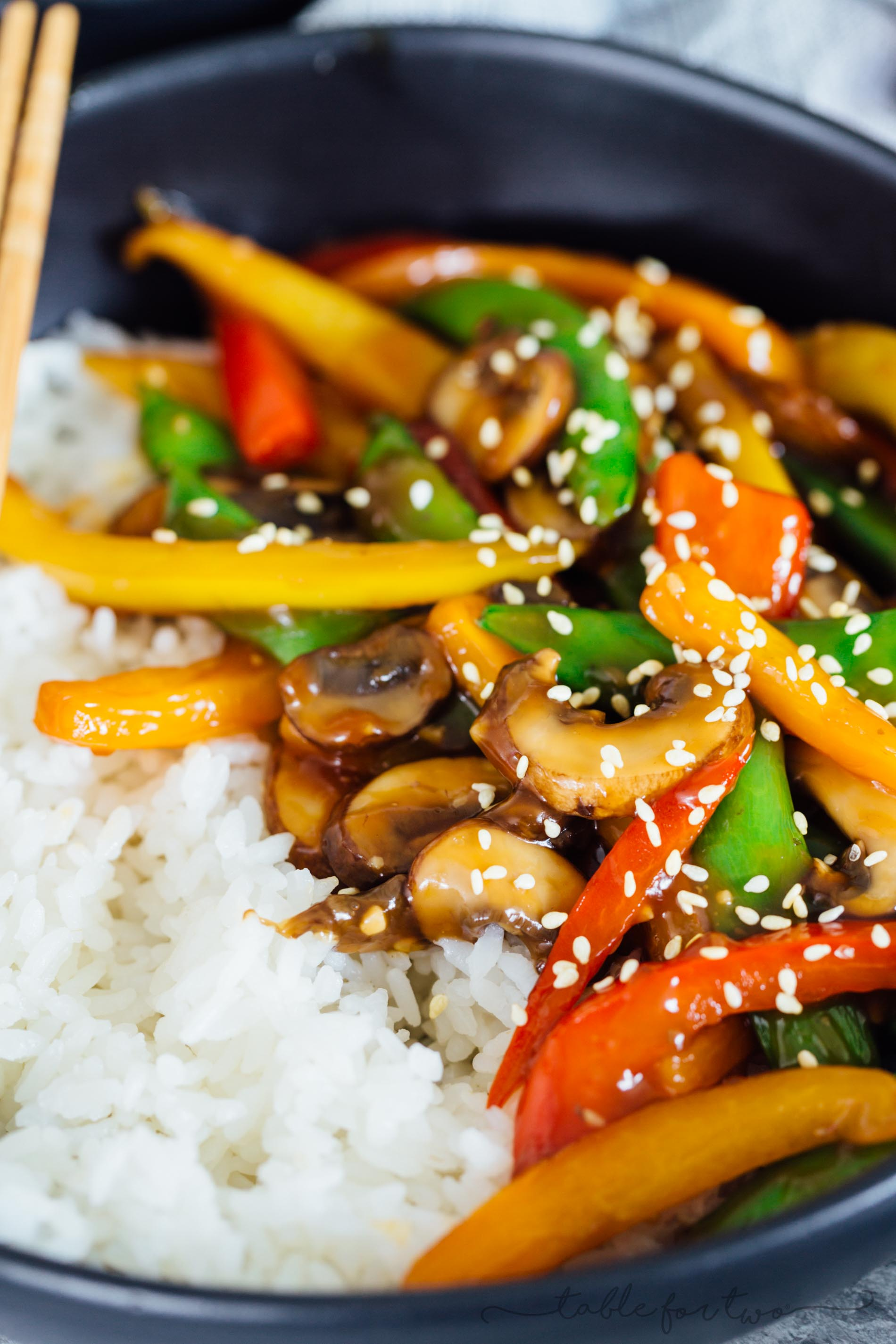 20 minute vegetable stir fry quick vegetable dinner stir fry