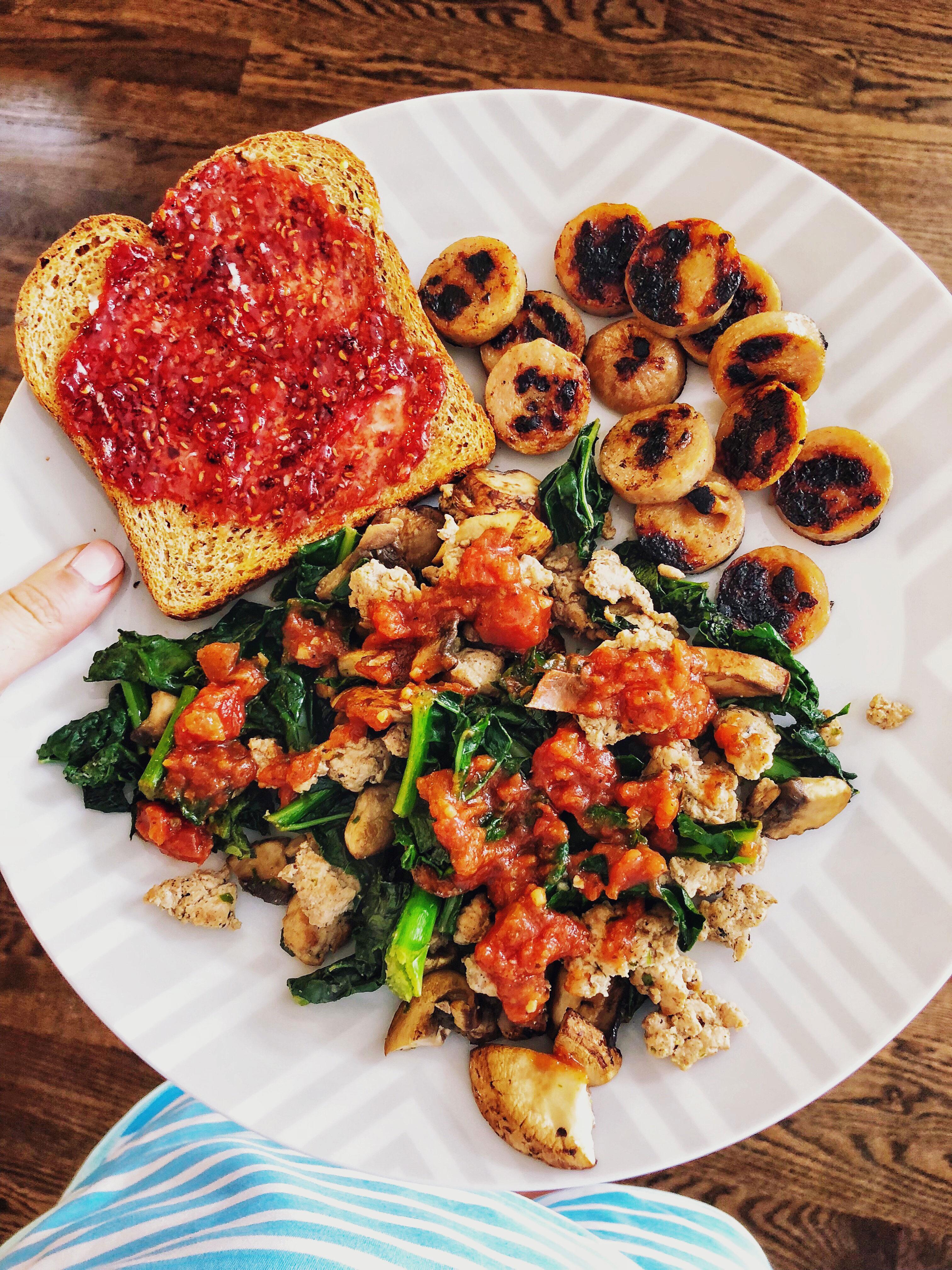 what i eat for breakfast: breakfast ideas for you! - breakfast