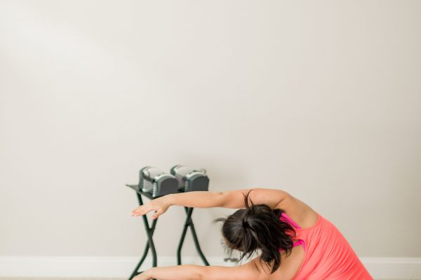 Why I workout at home and tips on staying motivated to keep doing it!