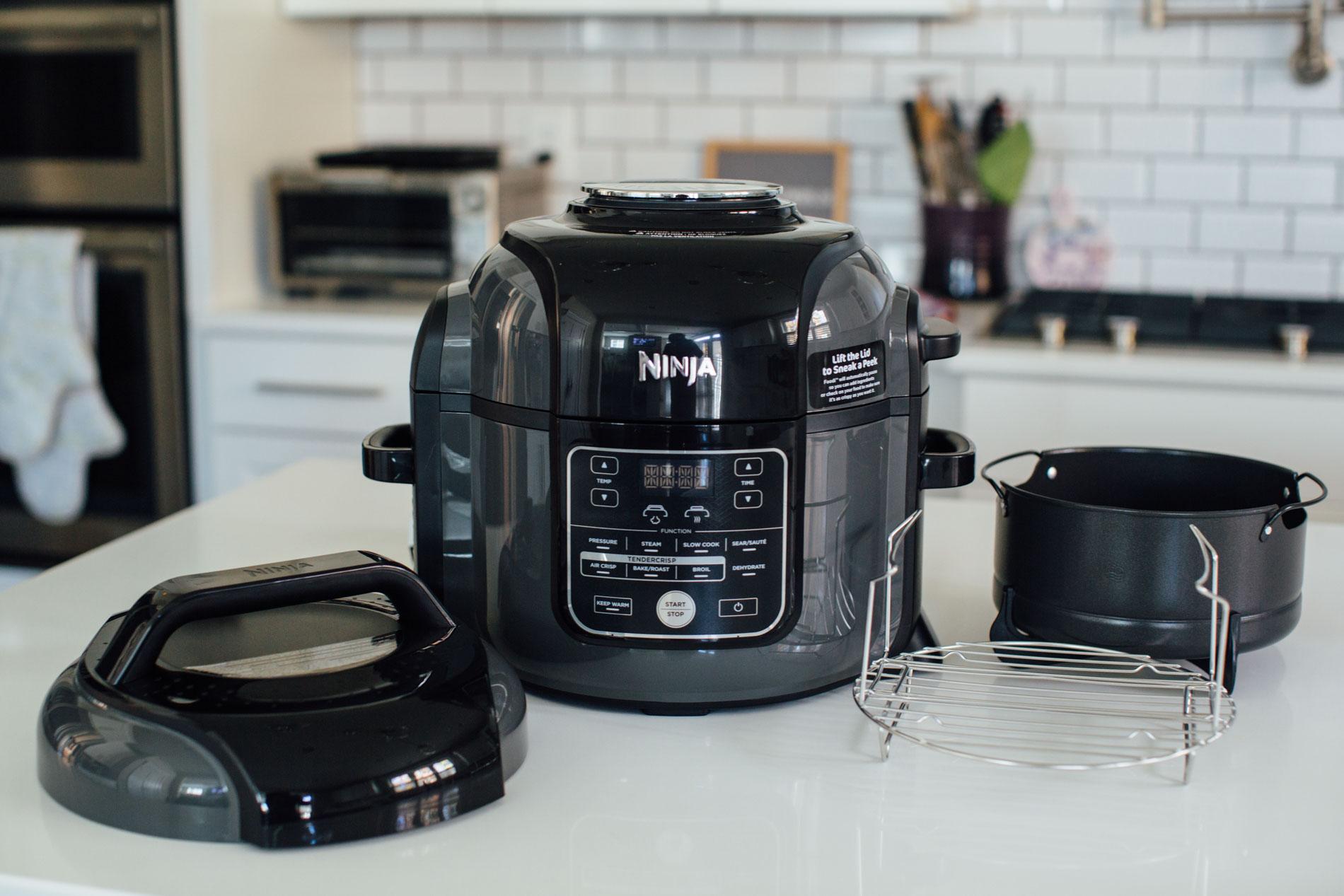 instant pot or ninja foodi? - pressure cooker and air