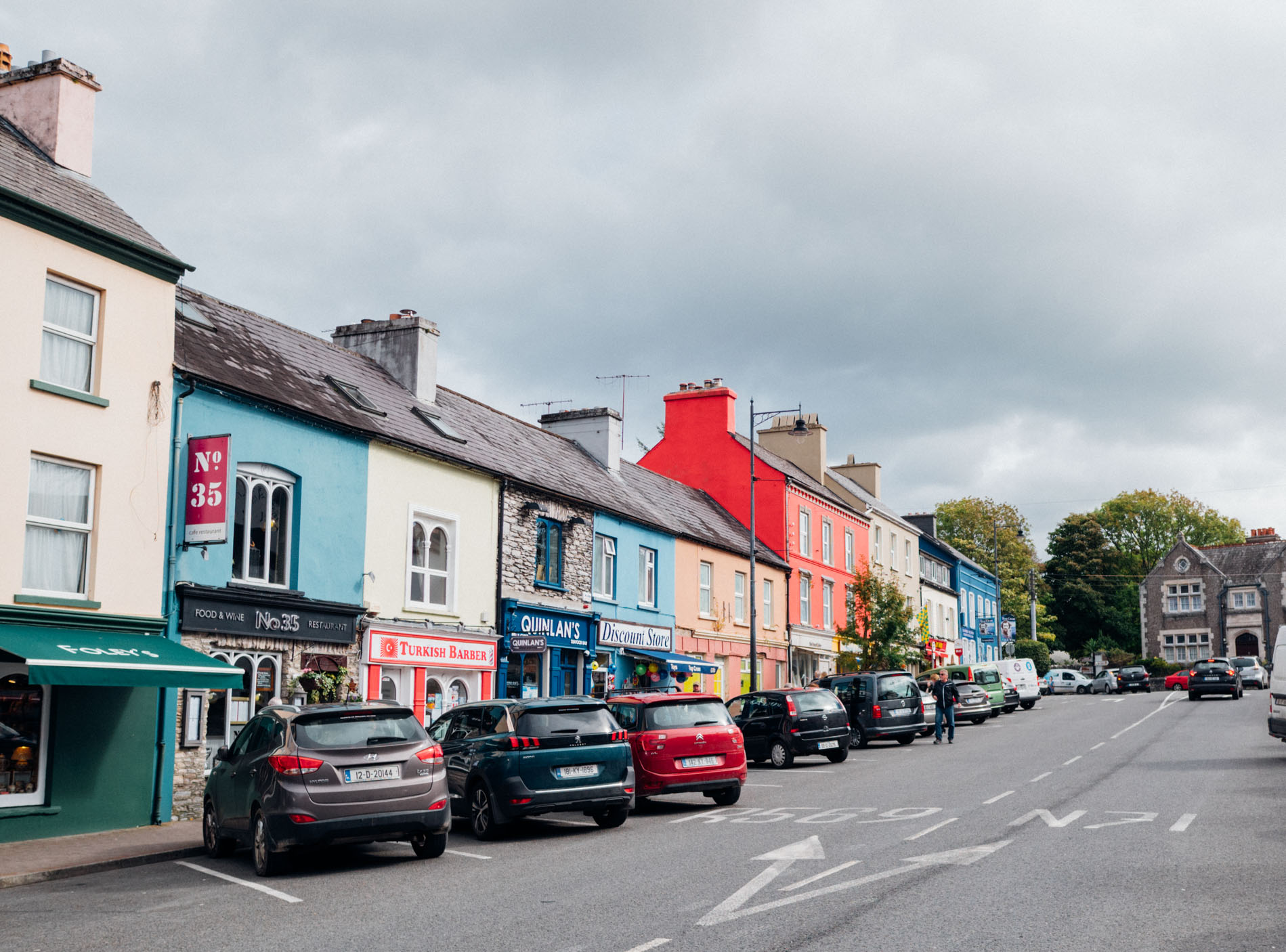 Kenmare, Ireland - Table for Two® by Julie Wampler