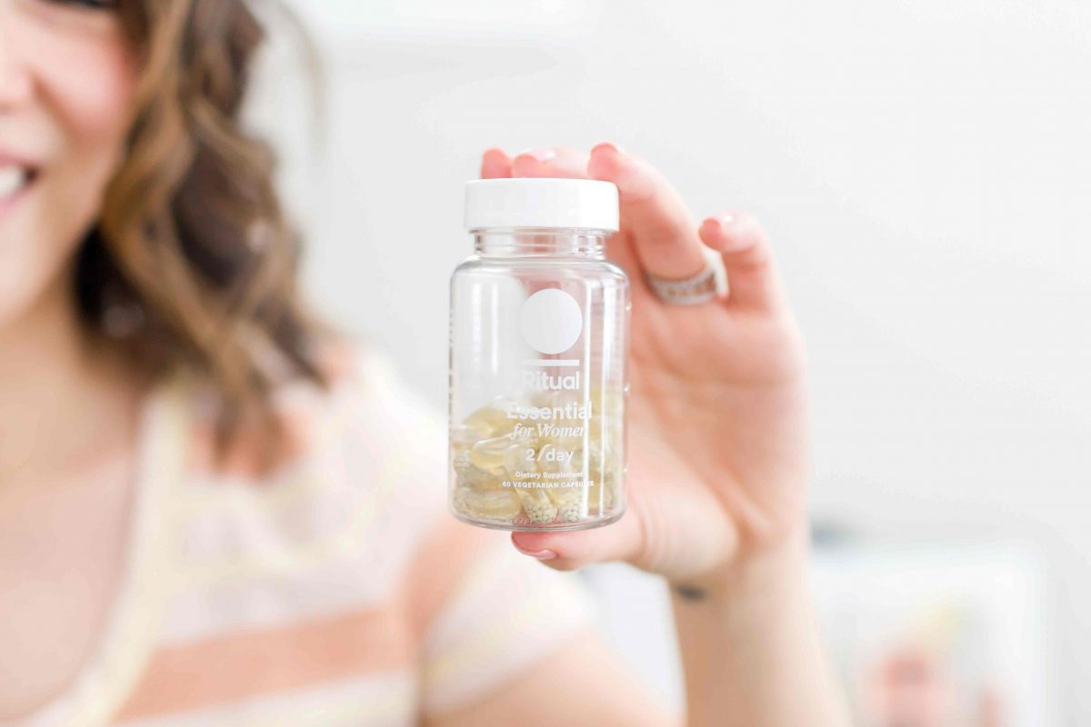 What my daily multivitamin ritual looks like these days and why I chose to revamp it.