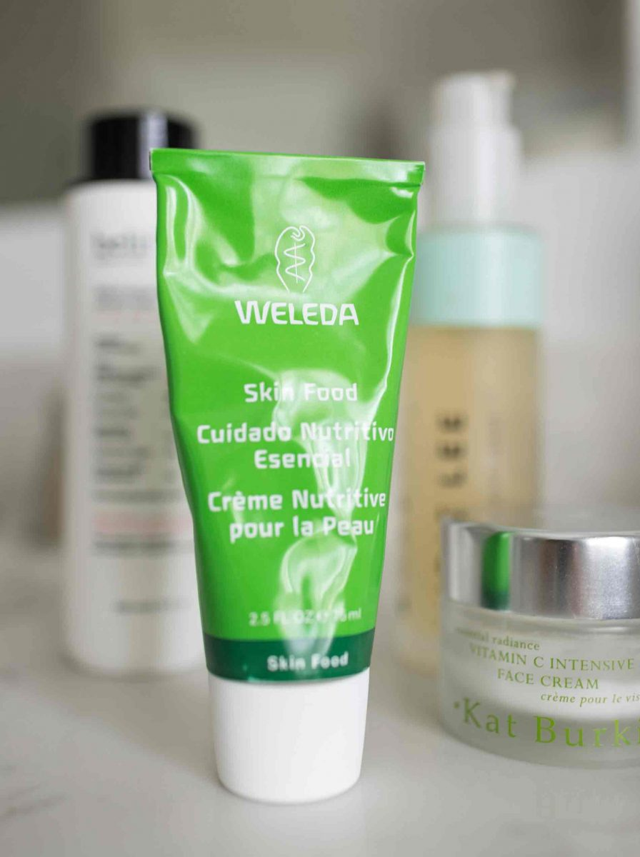 Current Skincare Routine - Table for Two® by Julie Wampler