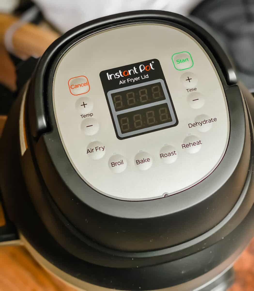 A comprehensive review of Instant Pot's newest accessory - the Instant Pot Air Fryer Lid!